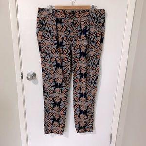 Scotch & Soda Maison Scotch Printed Trouser Pants